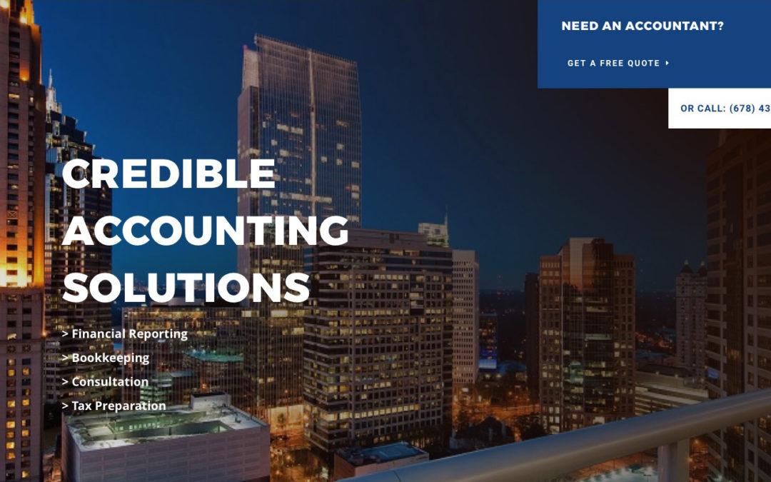 Credible Accounting