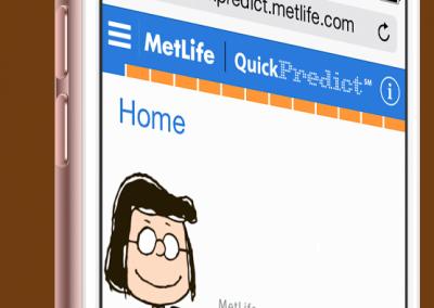 MetLife Quick Predict Tool