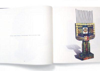 Wadsworth Jarrell Exhibition Brochure Spread