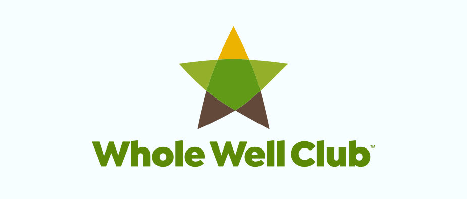 Whole Well Club Logo